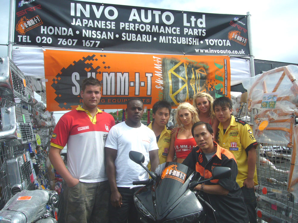 Invoauto Japanese Tuning Parts Specialist